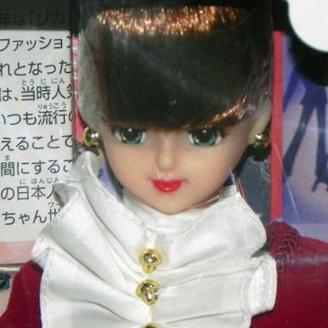 ジェニー カレンダーガール 日本文化史 THE 流行 8月:リカちゃん 人形
