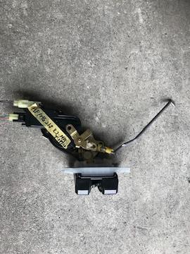 MG21Sモコ!トランクゲートドアロックアクチュエーター