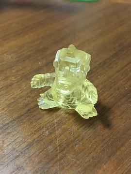 メカゴジラ人形 薄黄色
