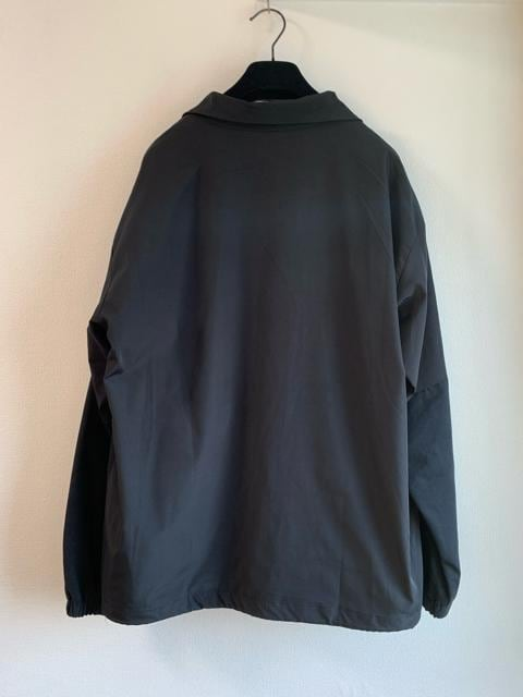 【BALENCIAGA】ジップアップロゴ ナイロントラックジャケット < ブランドの