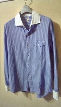 KATO ストライプシャツ M