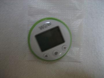 【未使用】任天堂 Wii Fit U 周辺機器 フィットメーター[ミドリ]