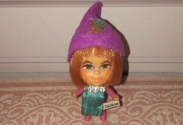 リッドルキッドルズストーリーブックシリーズロビンフッドLiddle Kiddlesドール人形