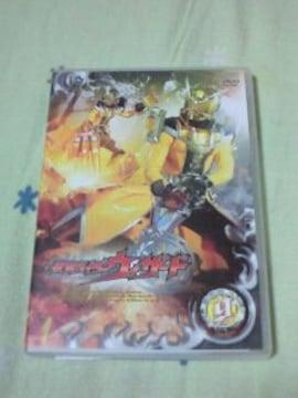 DVD 仮面ライダーウィザード 第9巻 美品〓 白石隼也 奥仲麻琴