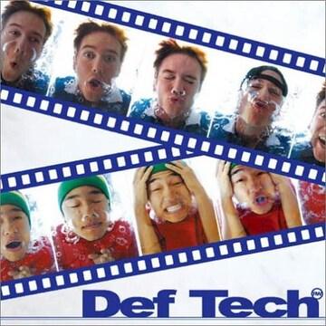 オマケ付! デフテックDef Tech 1stアルバム「MY WAY」収録