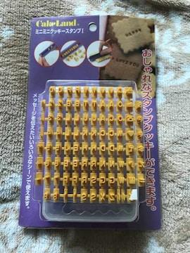 ♯新品♯ミニミニクッキースタンプ  クリスマス