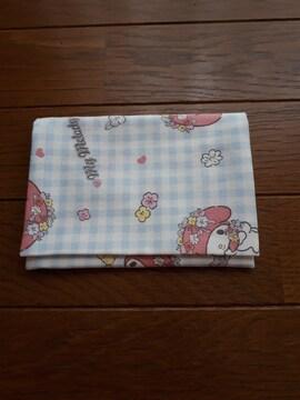 マイメロディ・フタ付きティッシュケース・ハンドメイド