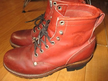 USA製 CHIPPEWA チペワ ブーツ 25,5センチ