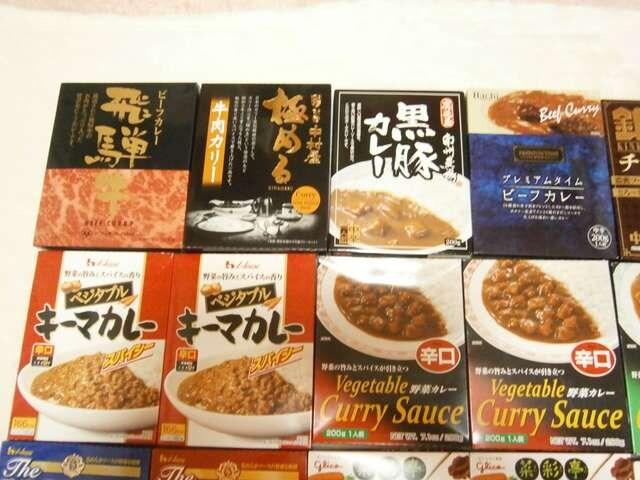 レトルト食品★カレー・丼もの・ご飯セット