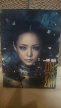 中古 DVD 安室奈美恵 LIVE STYLE 2011 初回版国内正規品 送込