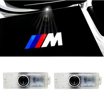 ColorBuy カーテシライト カーテシ LEDロゴ カーテシランプ BMW