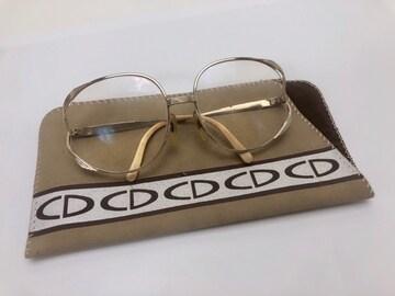 A115 クリスチャンディオール CD サングラス 度入り メガネ