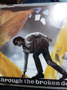 尾崎豊CD「壊れた扉から」