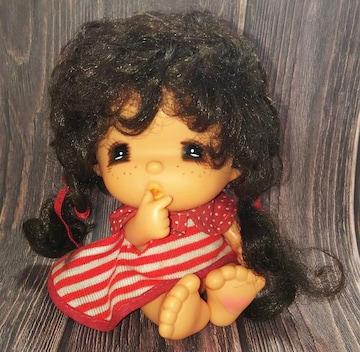 ハニートイス夢みるラブちゃん難有り人形ドール昭和レトロビンテージアンティーク