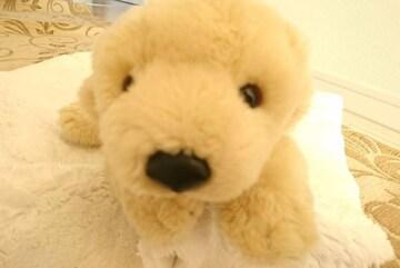 2012年映画LOVE(ラブ)まさお君が行く!ラブラドールレトリバー犬ぬいぐるみ