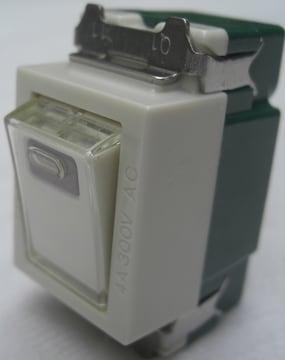 松下電工/WH524/ON-OFFシーソーSW::5個1口未使用品0611