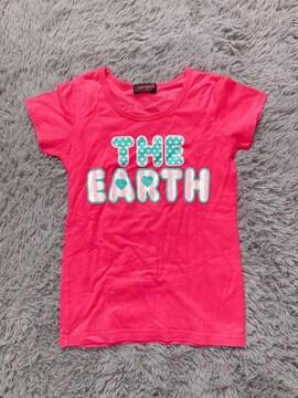 EARTHMAGIC★半袖Tシャツ140