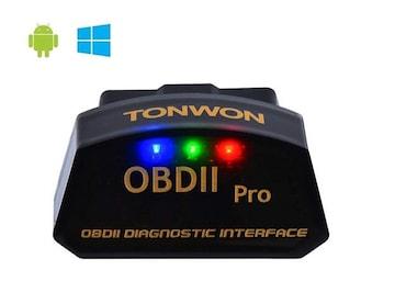 自動車故障診断機OBD II pro BT3.0