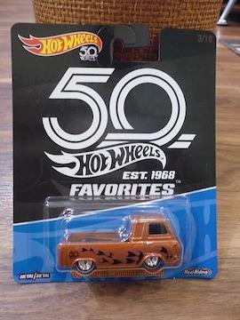 ホットウィール カーカルチャー '60s Ford Econoline Pickup フォードエコノライン