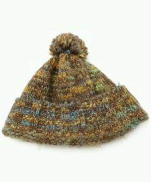 CA4LA ニットキャップ 帽子 イタリア製