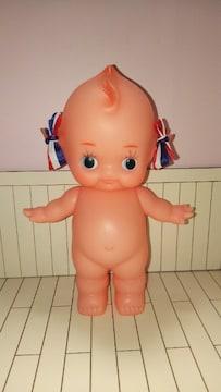 昭和レトロワリコーリッキーワリコーキューピー貯金箱ソフビ人形ドール