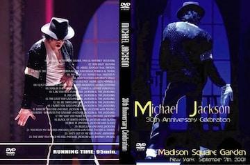 MICHAEL JACKSON 30th Anniversary マイケル