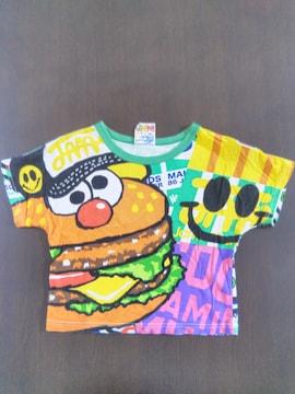 Size100cm/JAM/ダボッとTシャツ//