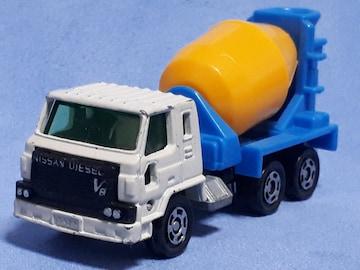 絶版トミカNo.53 日産ディーゼル ミキサー車