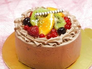 生チョコケーキ 12cm