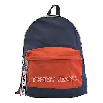 ◆新品本物◆トミージーンズ TJM LOGO TAPE バックパック(NV)AM0AM06216◆