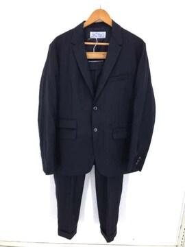 OLDMAN S TAILOR(オールドマンズテーラー)ウール 2Bテーラードジャケット パンツスーツセットア
