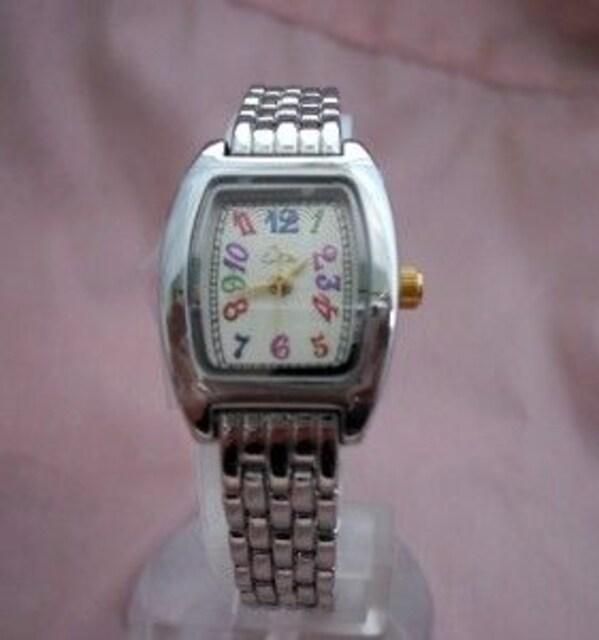 プチメタルウォッチSV-腕時計 < 女性アクセサリー/時計の