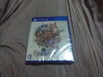 【新品PS4】ファイナルファンタジークリスタル リマスター