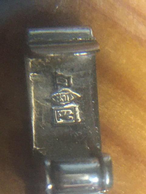 造幣局刻印有り・購入店保証書有り・50.58g PT850喜平 < 男性アクセサリー/時計の