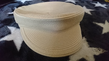 新品未使用☆earth ブレードマリン帽