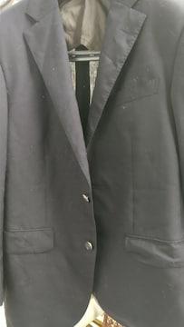 春夏物濃紺ジャケット