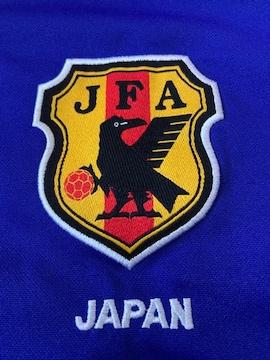 サッカー 日本代表 adidas ユニフオーム ホーム Sサイズ ブルー 2007