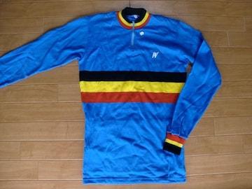 ヴィンテージ ベルギー製 サイクルジャージ デッドストック