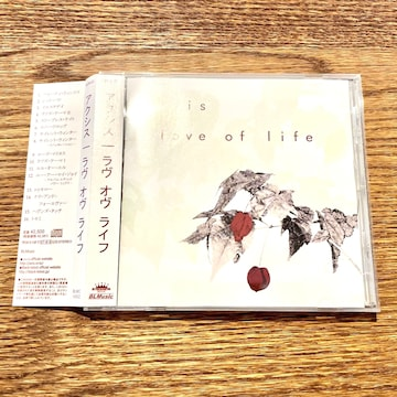 【axis】love of life