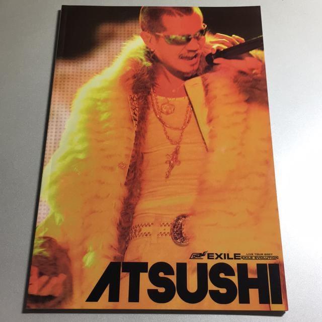 ATSUSHI ソロ写真集 EXILE LIVE TOUR 2007 EXILE EVOLUTION  < タレントグッズの