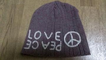 美品☆ニット帽