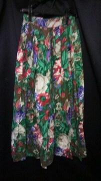 gy  花柄スカート