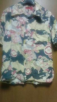 YAMANE guaranteed 七福神アロハシャツ