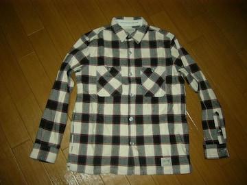 NEIGHBORHOODネイバーフッドCLASS-5チェックネルシャツM