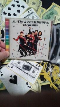 THE 5  teardrops/12colors�鴇゙ャパロカロカビリークリームソーダ