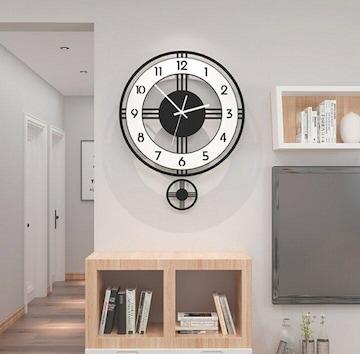 振り子 掛け時計 時計 インテリア 壁掛け時計 壁掛け