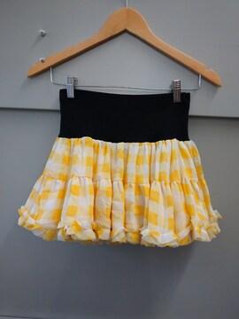 ROSE FAN FAN☆リバーシブルチュチュスカート