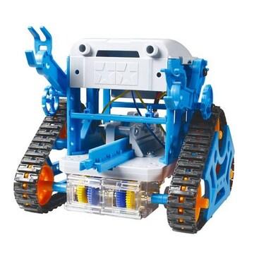 新品 カムプログラムロボット工作セット
