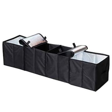 サイズXL Fbest 車用収納ボックス 大容量 車載 収納ケース 折り