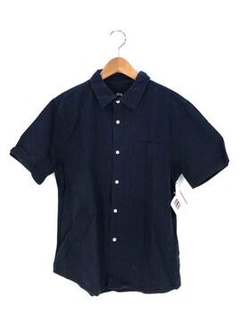 Stussy(ステューシー)S/S シアサッカーシャツシャツ